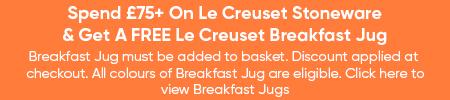 Le Creuset Free Breakfast Jug