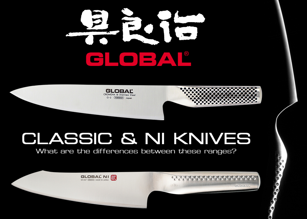 Global Knives Feature Front
