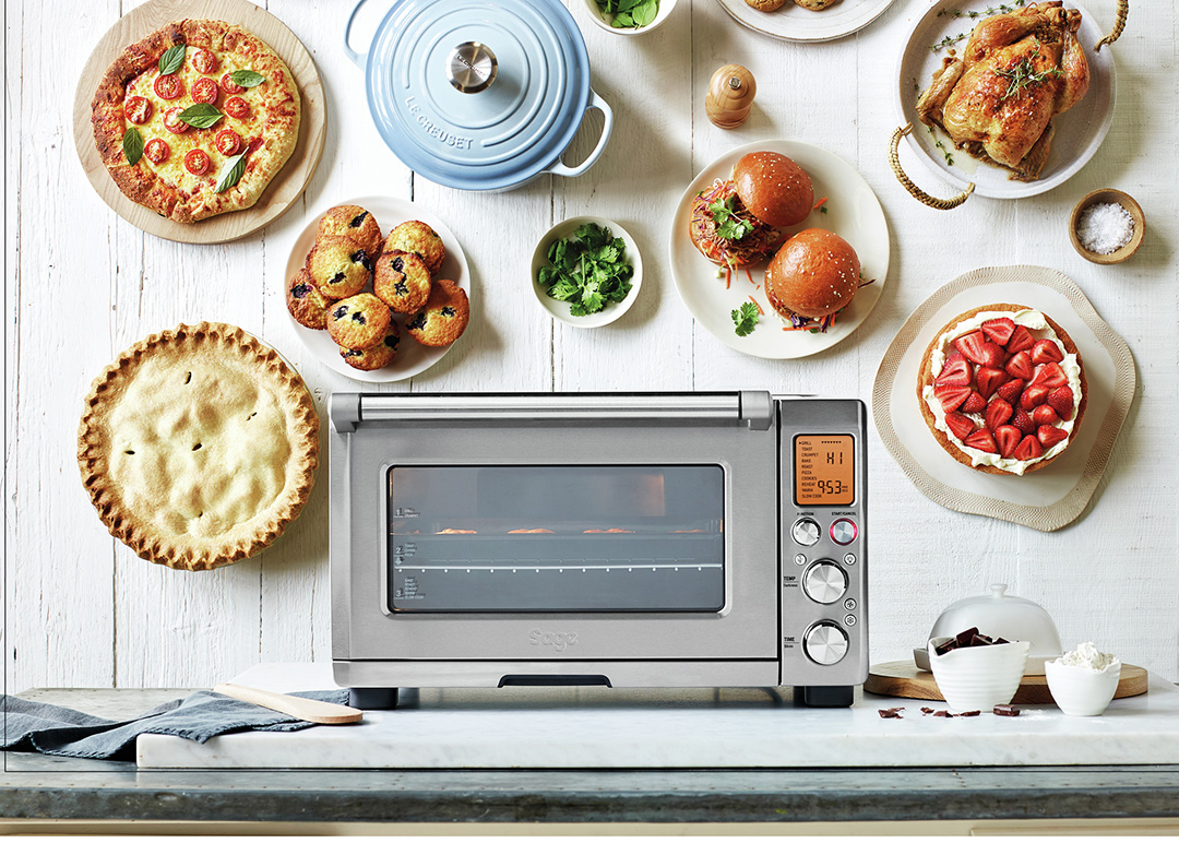Talking Christmas with Jo - Sage The Smart Oven Pro