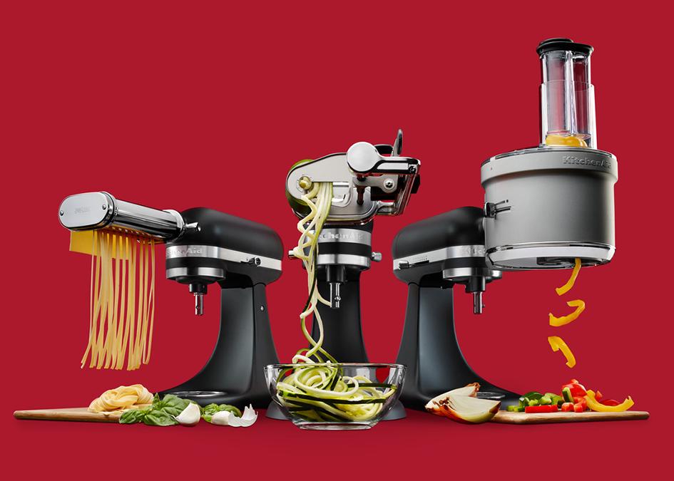 Welcome To The New Kitchenaid Mini Mixer Harts Of Stur