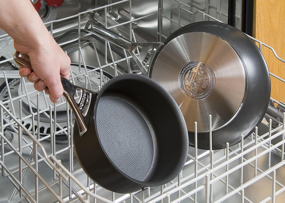 How to clean Circulon non-stick cookware blog - dishwasher