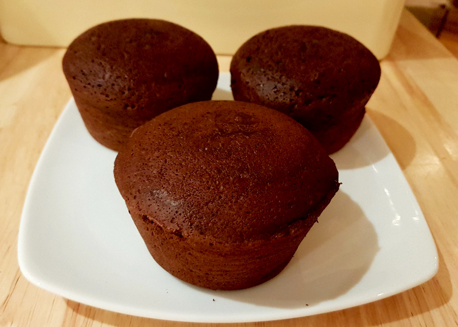 Judge Pie Maker Blog Giant Chocolate Muffins