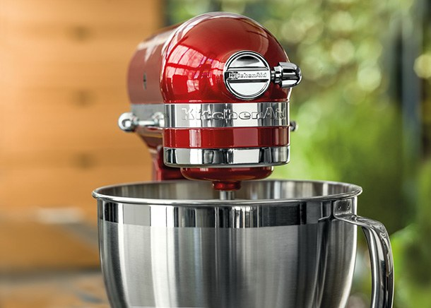New KitchenAid Artisan Mixers Feature Image