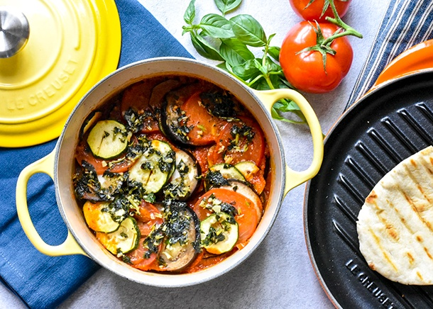 Ratatouille Recipe Image