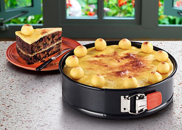 Le Creuset Easter Simnel Cake
