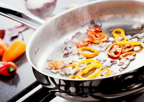 How to get the best from your stainless steel cookware