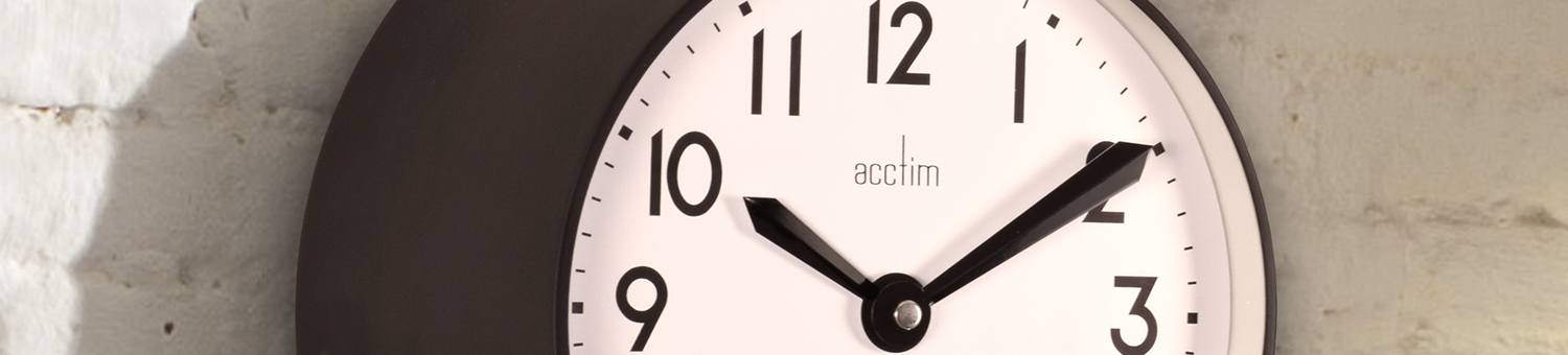 Acctim Wall Clocks