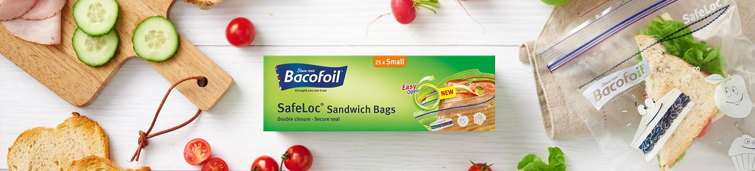 Bacofoil Food Bags