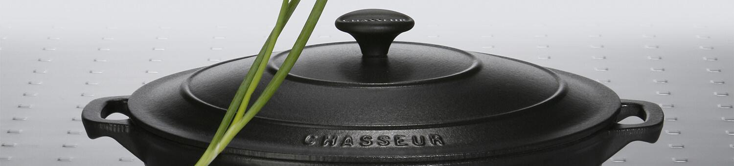 Chasseur Cast Iron Oven To Table Serving Dishes