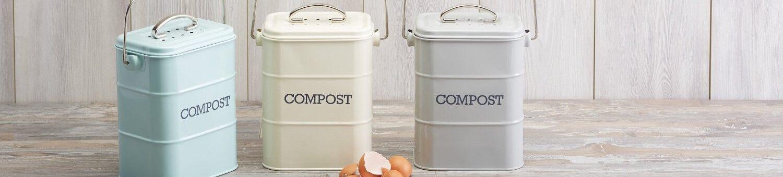 Compost Bins & Caddies