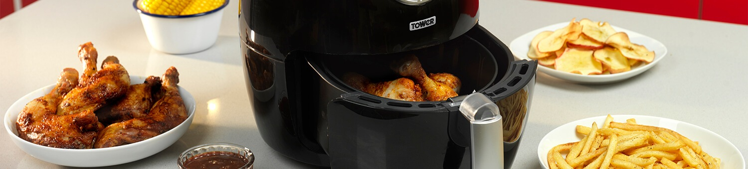 Conventional & Air Fryers