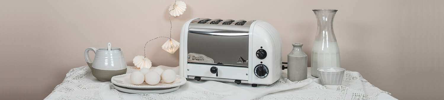 Dualit Architect 4 Slot Toaster