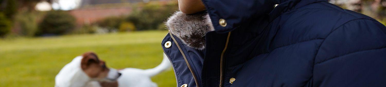 Joules Ladies Coats & Gilets