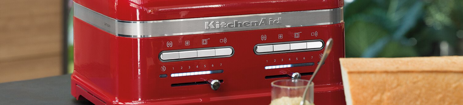 KitchenAid Artisan 2 & 4 Slice Toaster