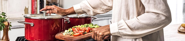 KitchenAid Steel Core Enamel Cookware