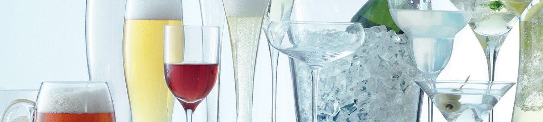 LSA Vodka Glassware