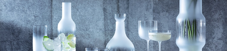 LSA Mist Glassware