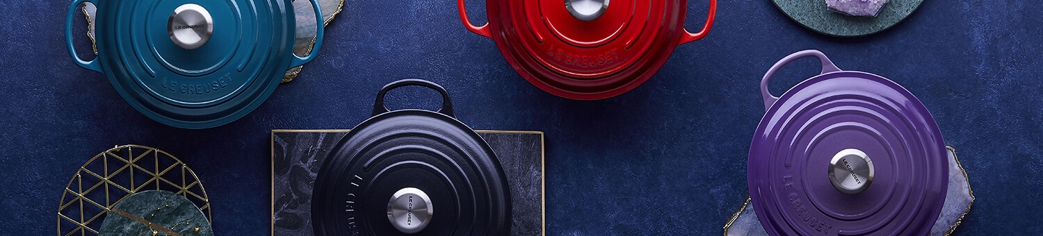 Le Creuset Flavour Revival Cast Iron Cookware