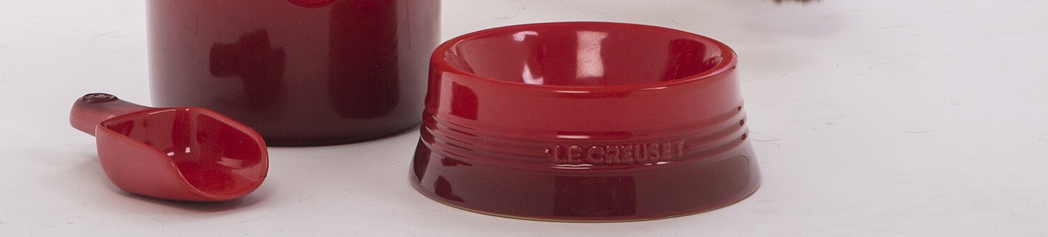 Le Creuset Pet Collection