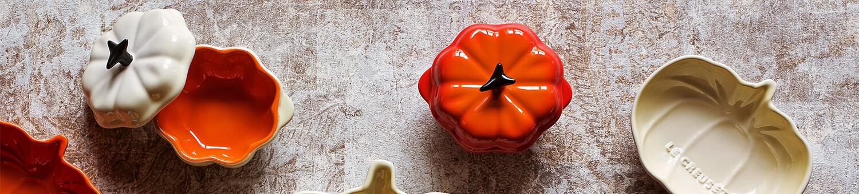 Le Creuset Pumpkin Collection
