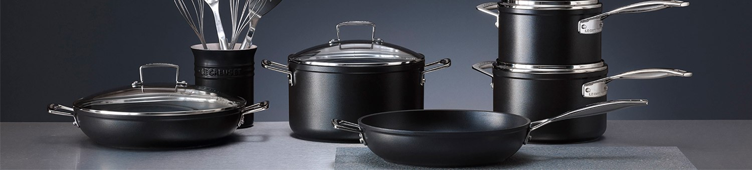 Le Creuset Toughened Non-Stick Cookware