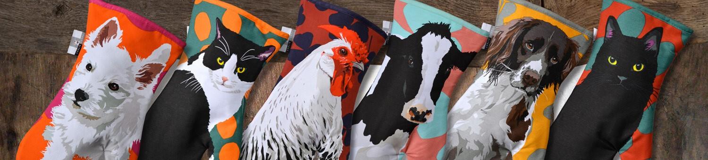 Leslie Gerry Textiles