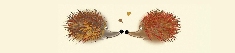 Melamaster Hedgehog