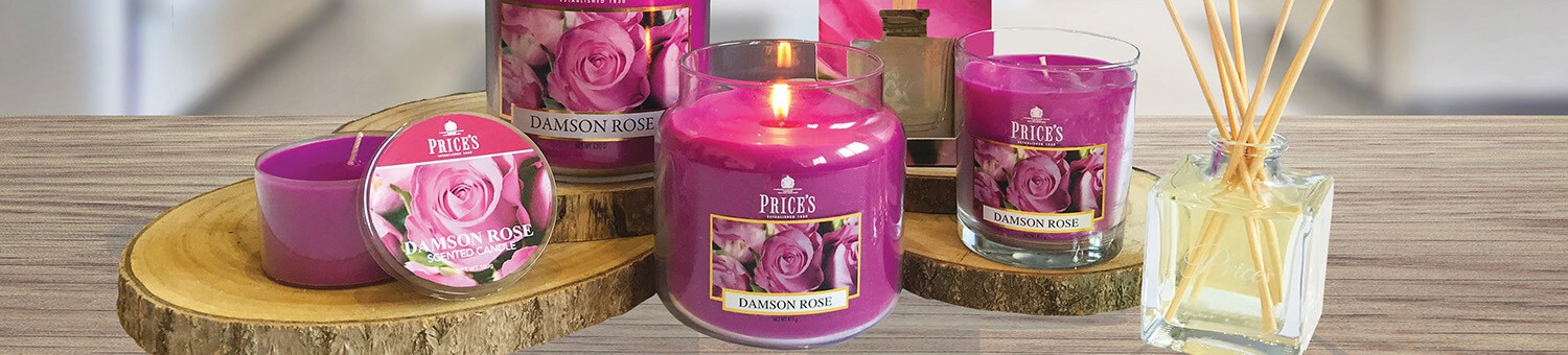 Prices Candles
