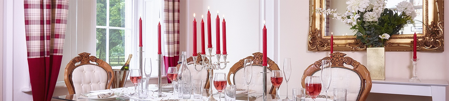 Prices Sherwood Dinner Candles