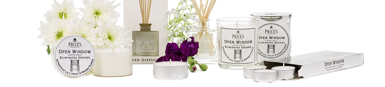 Prices Fresh Air Open Window Candles