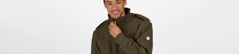 Regatta Mens Coats