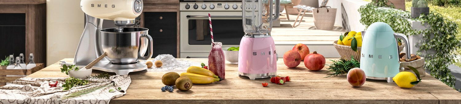 Smeg Kettle & Toaster Sets