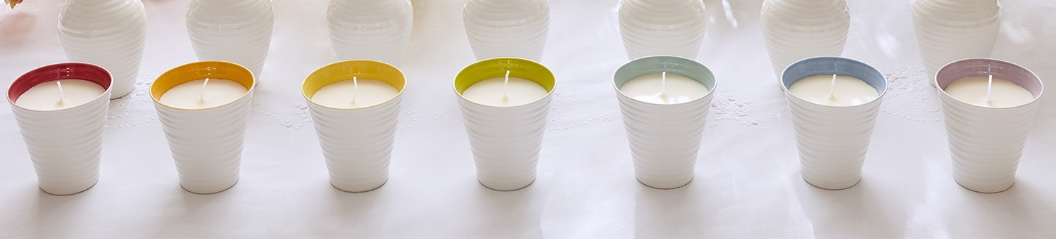 Sophie Conran By Wax Lyrical Candles & Reed Diffusers