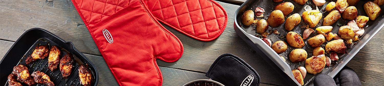 Stellar Red Textiles
