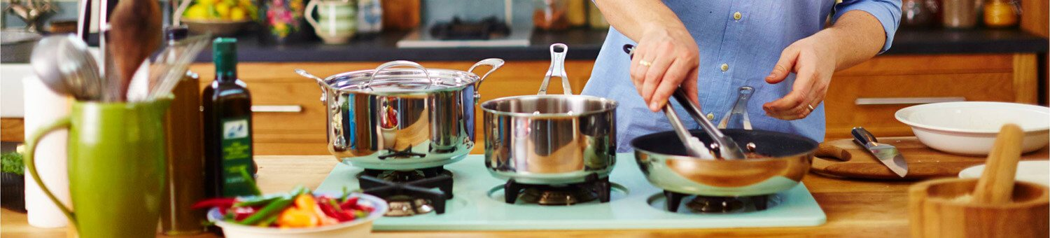 Tefal Cook Healthy Cookware