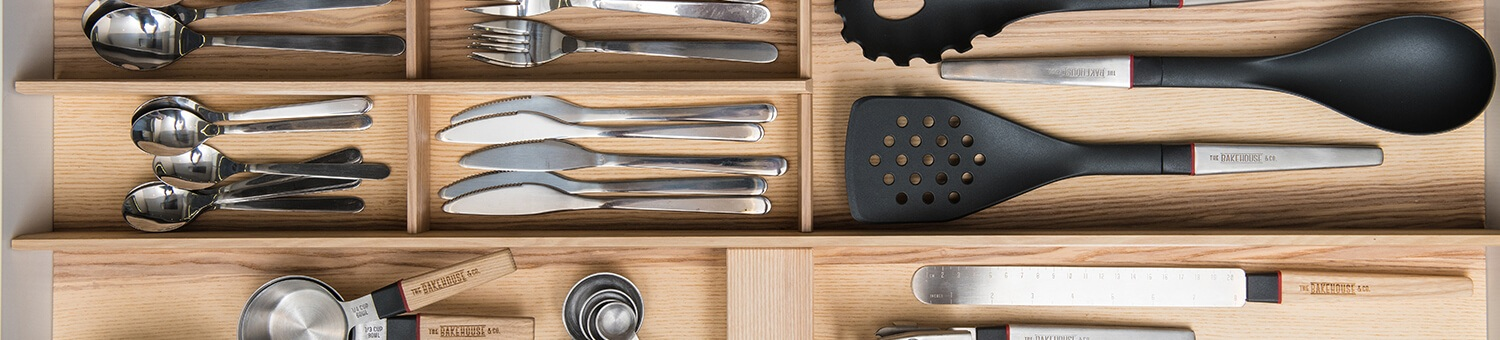Bakehouse & Co. Cooking Utensils & Gadgets