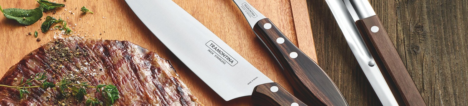 Tramontina Steak, Carving & Meat Knives
