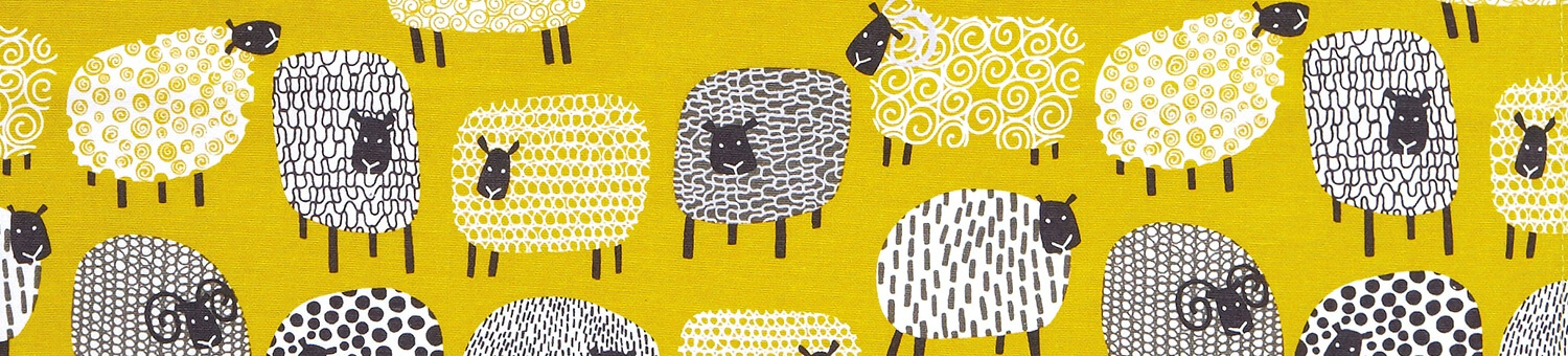 Ulster Weavers Dotty Sheep