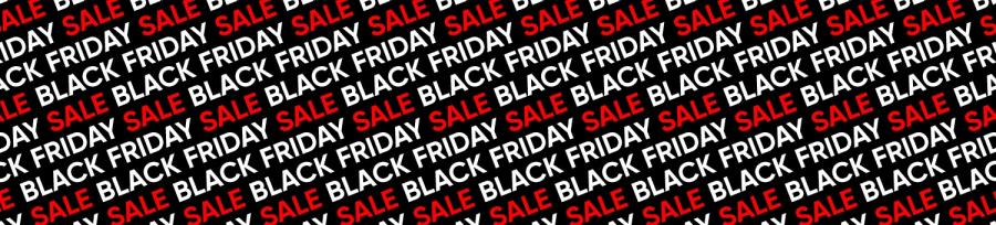 Black Friday by Department
