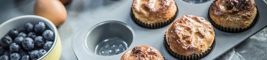 Bun & Muffin Tins