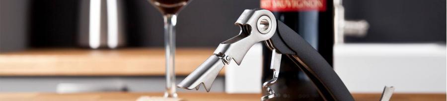 Corkscrews & Bottle Openers
