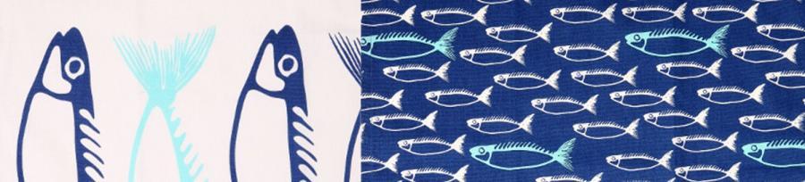 Dexam Rushbrookes Fish