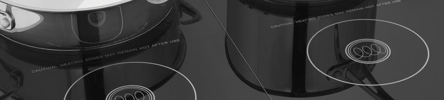 Induction Hob / Halogen Oven