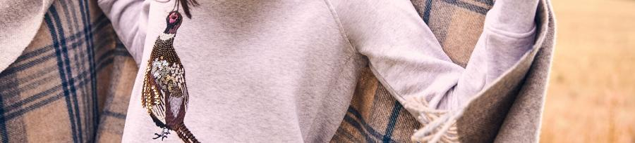 Joules Ladies Sweatshirts & Fleeces