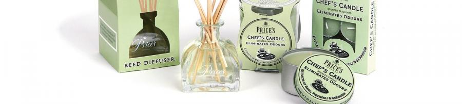 Prices Venetian Dinner Candles