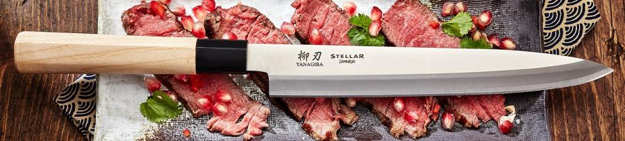 Stellar Samurai Knives