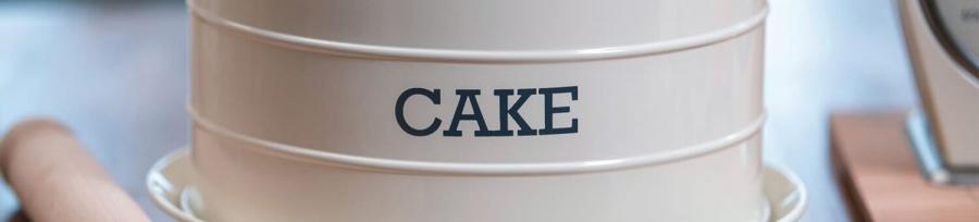 Cake Storage & Stands