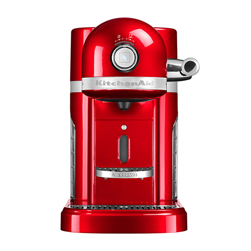 KitchenAid Artisan Nespresso Empire Red Coffee Maker 2