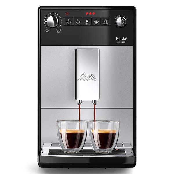 Melitta Purista F230 101 Silver Bean To Cup Coffee Machine