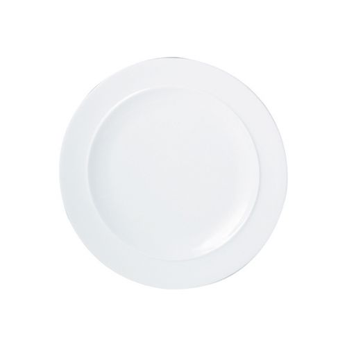 Denby White Medium Plate